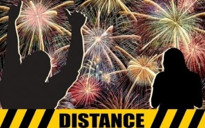 Plan Your Event With Fireworks While Safely Socially Distancing