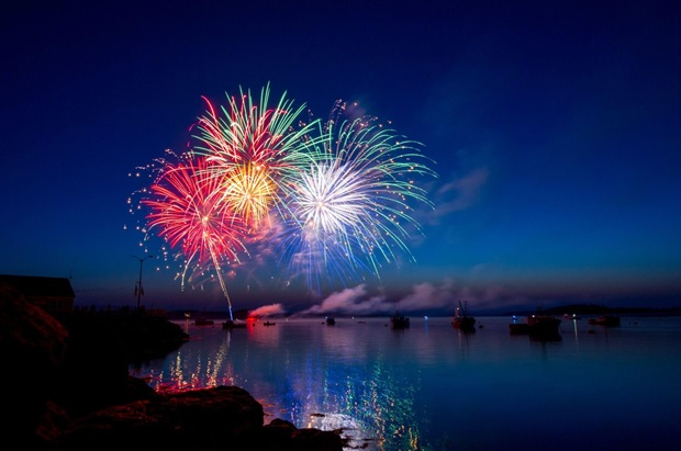 Set Your Family Reunion Apart With A Fireworks Show!